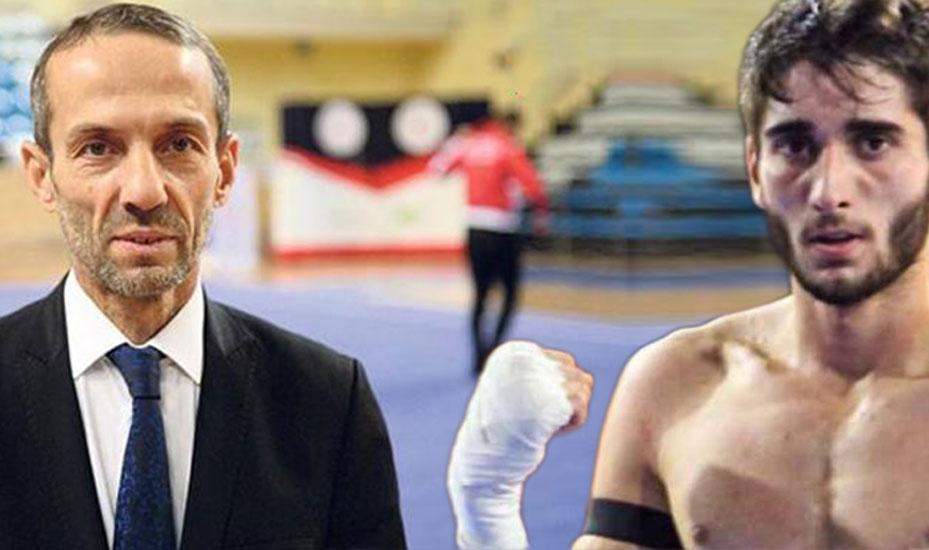 Alevi sporcuya baskı yapan federasyon başkanına soruşturma