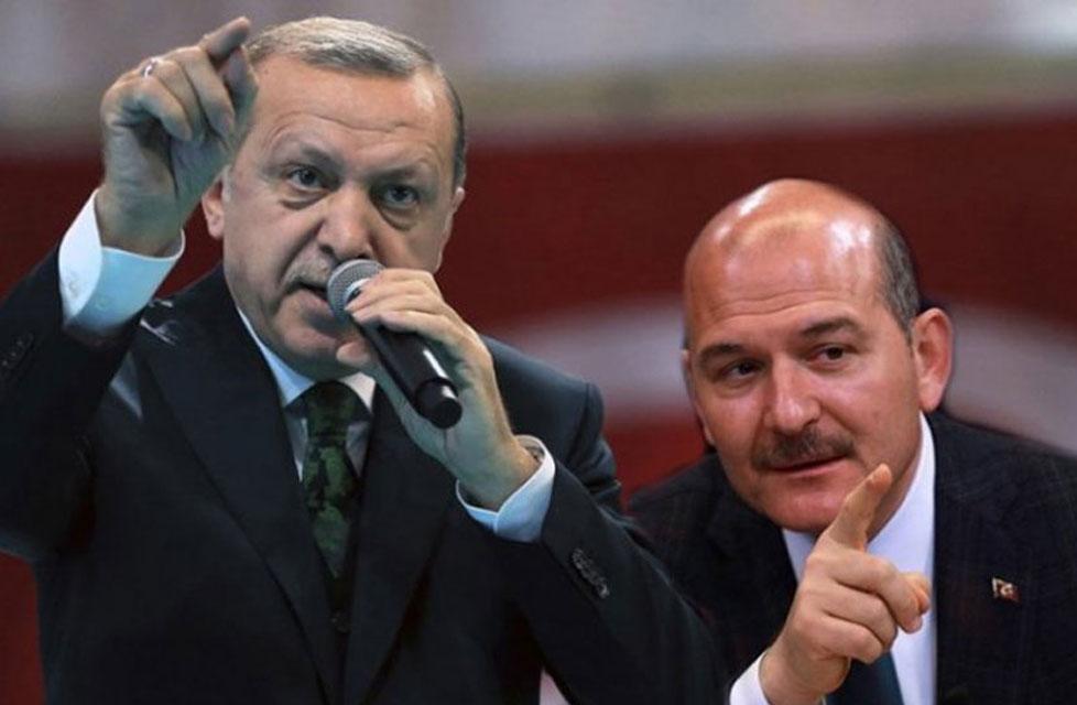 Süleyman Soylu Erdoğan'ı yalanladı! 'Bu bir provokasyon'