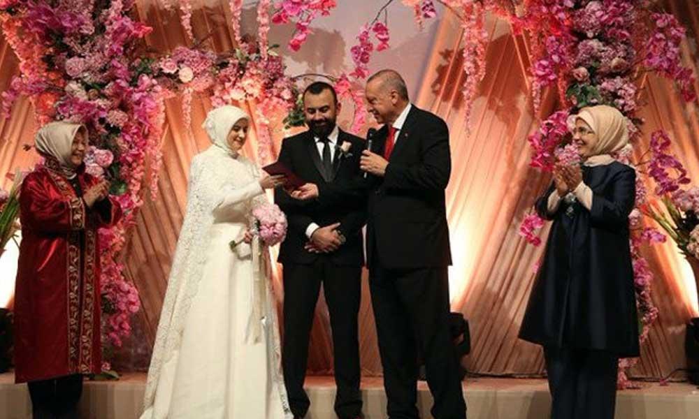 Erdoğan'ın nikah şahidiydi TÜİK Başkanı oldu