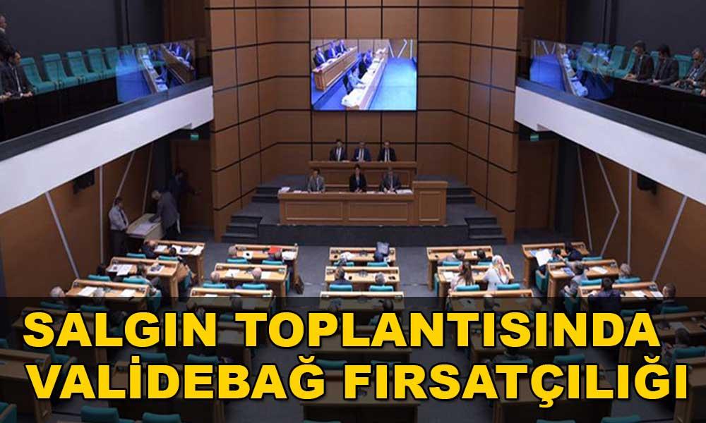 AKP'li Üsküdar Belediyesi'ne 75 milyon liralık borçlanma yetkisi