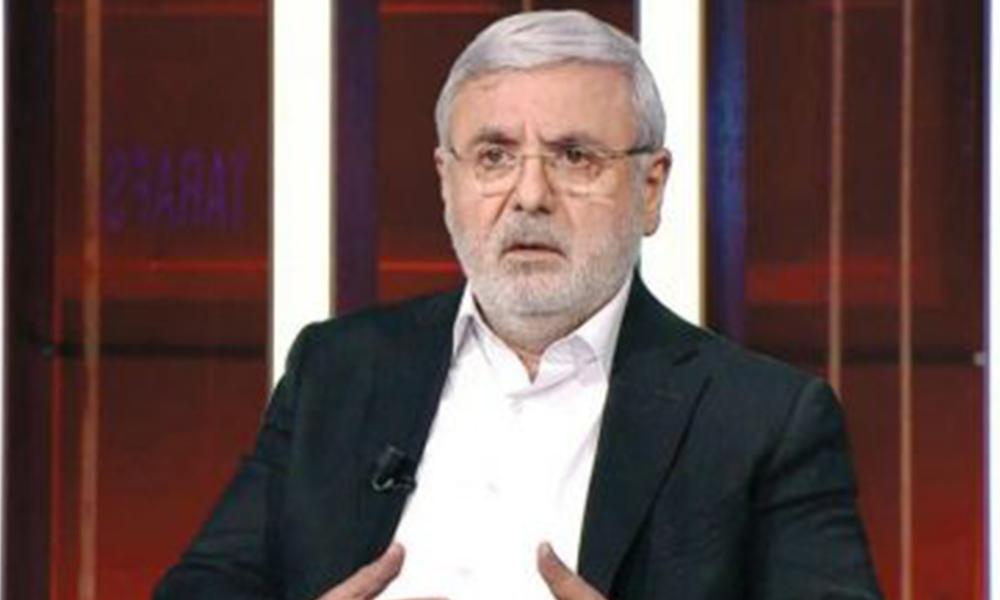 AKP'li Mehmet Metiner'den Bakan Nuri Ersoy'un 'işgalci' lafına sert tepki