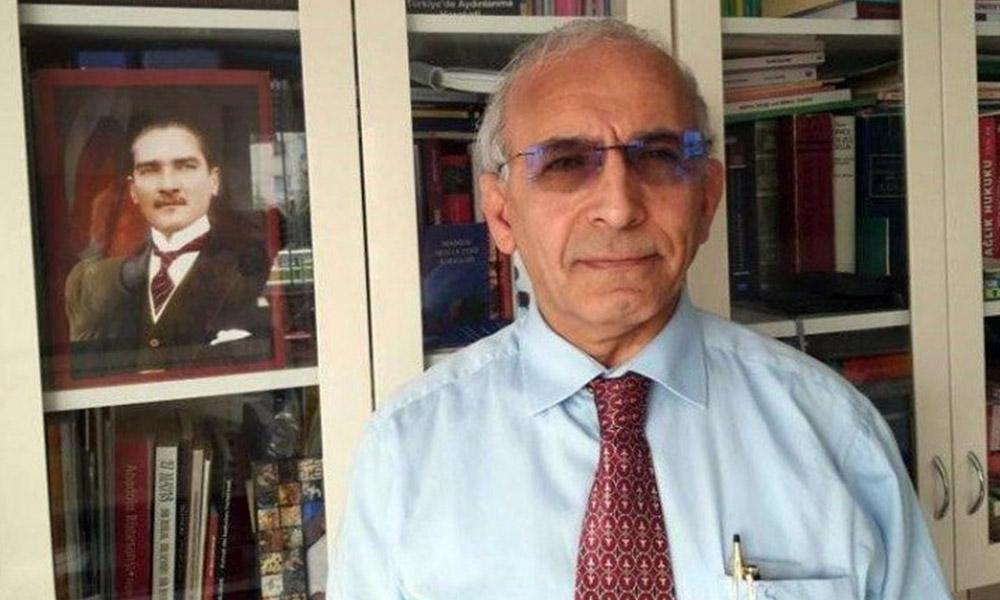 Prof. Dr. Saltık'tan AVM eleştirisi: Vakalar kamufle edilebilir