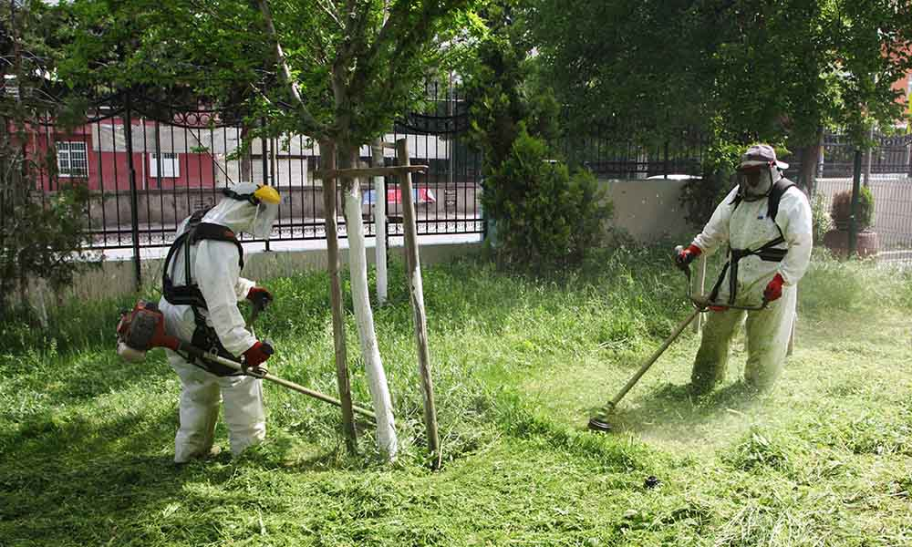 Kartal'ın parkları yeniden canlanıyor