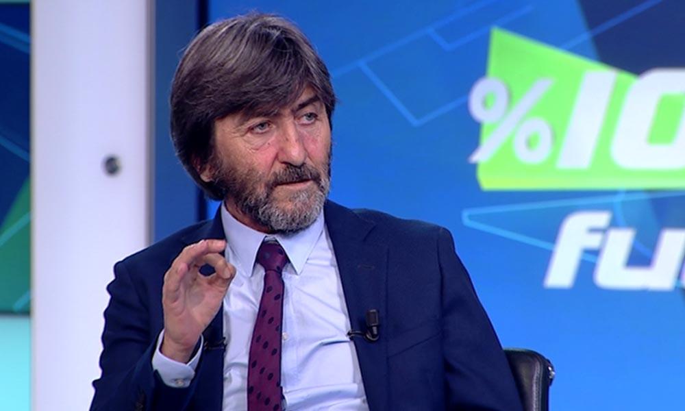 Rıdvan Dilmen Fenerbahçe'nin yeni teknik direktörünü açıkladı