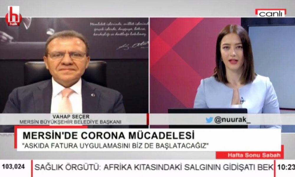 Başkan Seçer, yurttaşların Askıda Fatura kampanyasına destek vermesini istedi