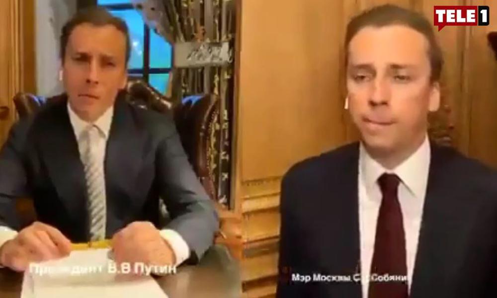 Rus komedyen Putin'i taklit etti! Parodi izlenme rekorları kırdı