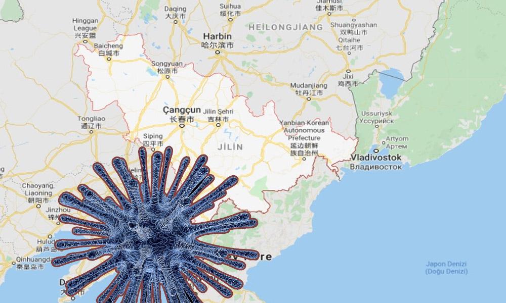 Çin başa döndü: Jilin şehri koronavirüs nedeniyle sınırlarını kapattı