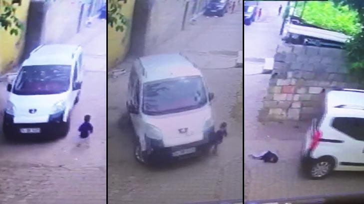 2 yaşındaki Mustafa aracın altında kalarak can verdi