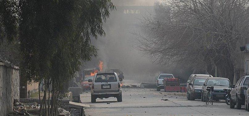 Afganistan'da hastaneye terör saldırısı: 5 ölü, 4 yaralı