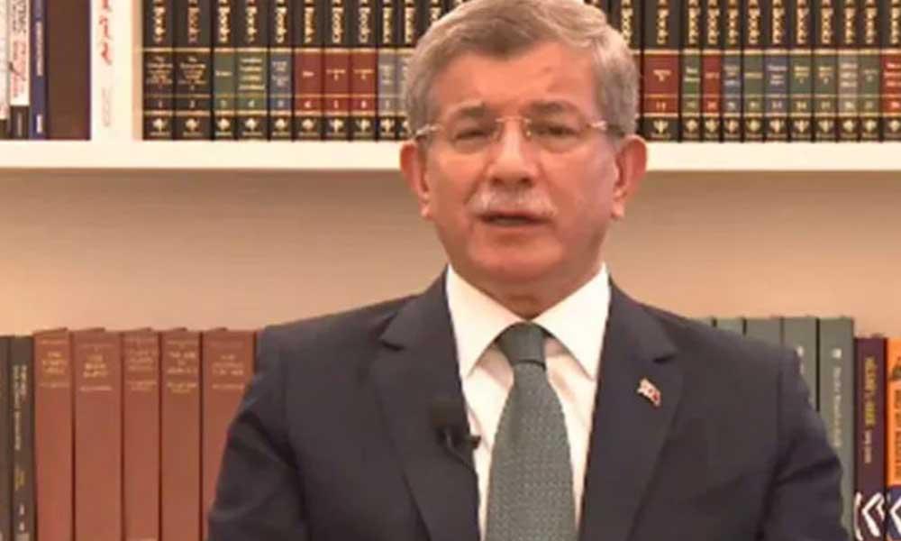 Davutoğlu geçmişten örnek verdi: Erdoğan ve Bahçeli başarılı olamayacak