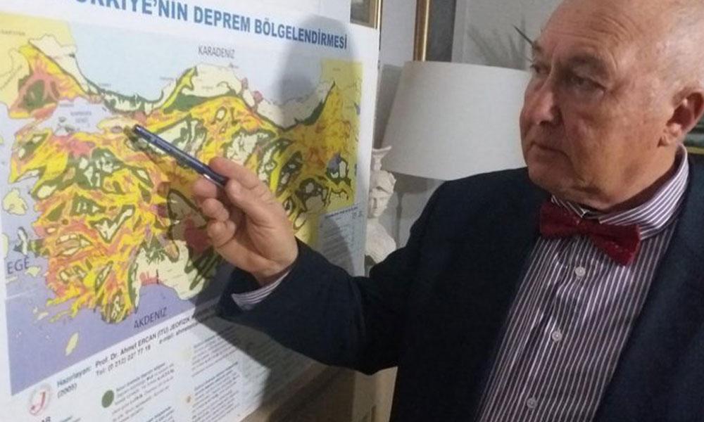 Prof. Dr. Ercan'dan Marmara depremi için korkutan tahmin: 5-6 milyonu bulur