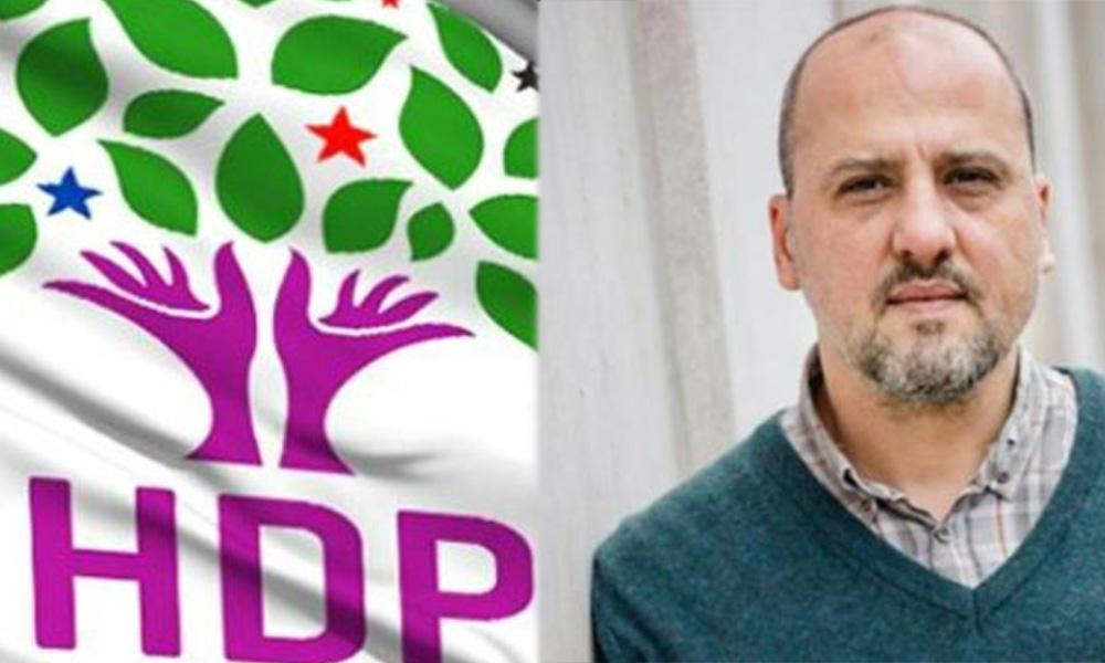 HDP'den Ahmet Şık'ın istifası hakkında açıklama