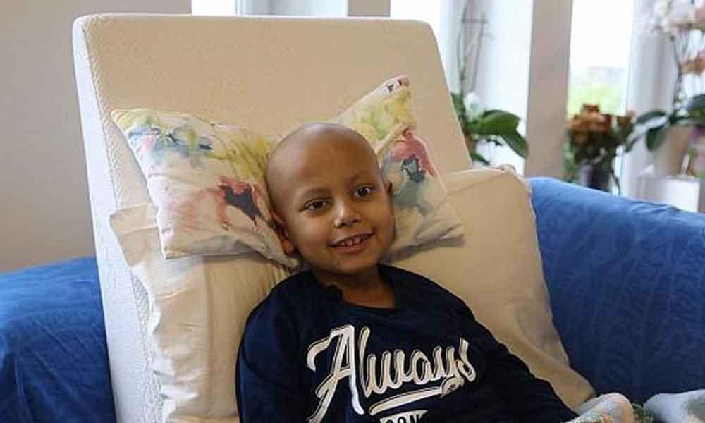 8 yaşındaki Ahmet kansere yenik düştü