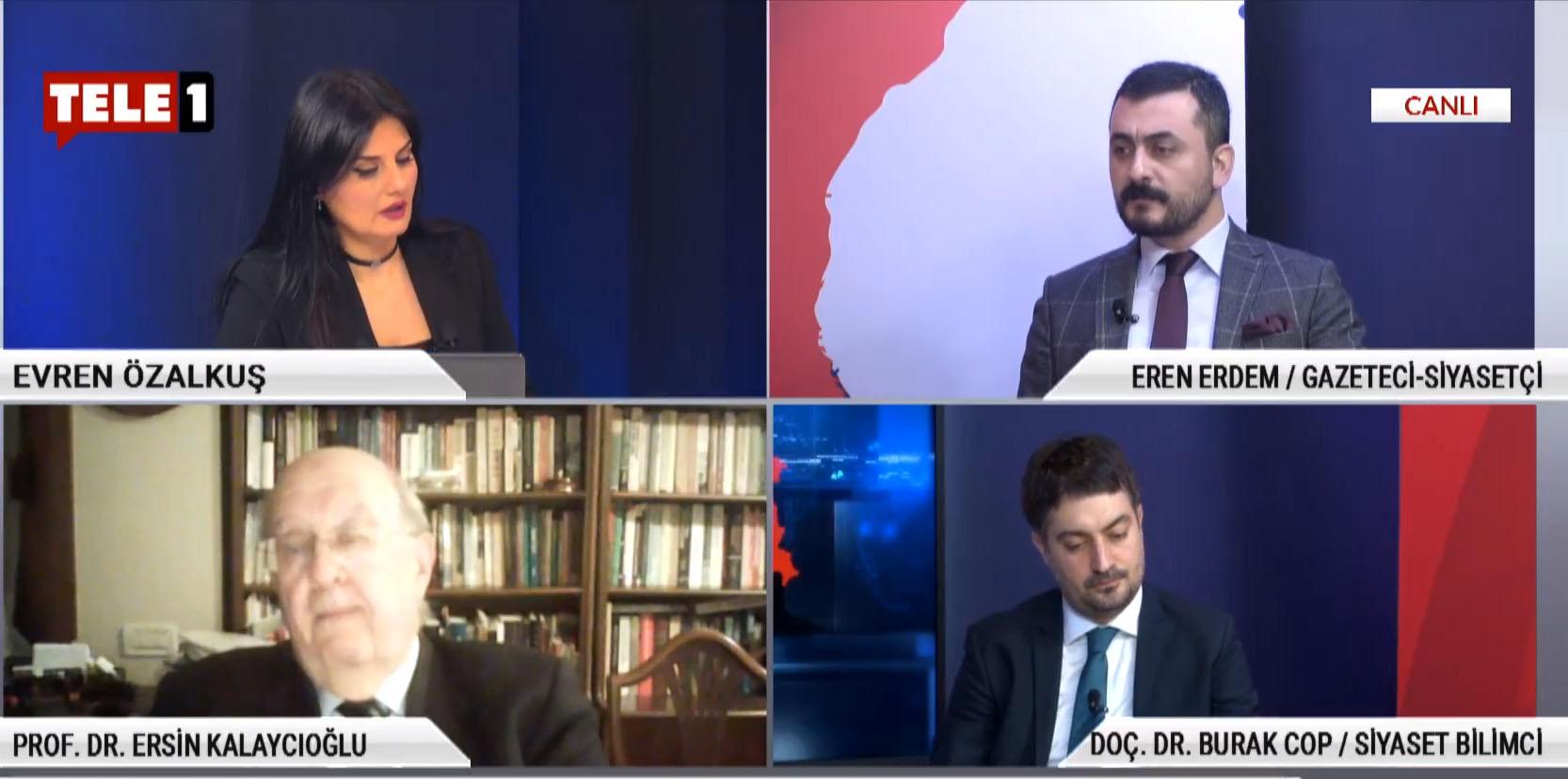 """Prof. Dr. Ersin Kalaycıoğlu: """"27 Mayıs olduğu sırada Türkiye'de demokrasi olduğu söylenemez!"""""""