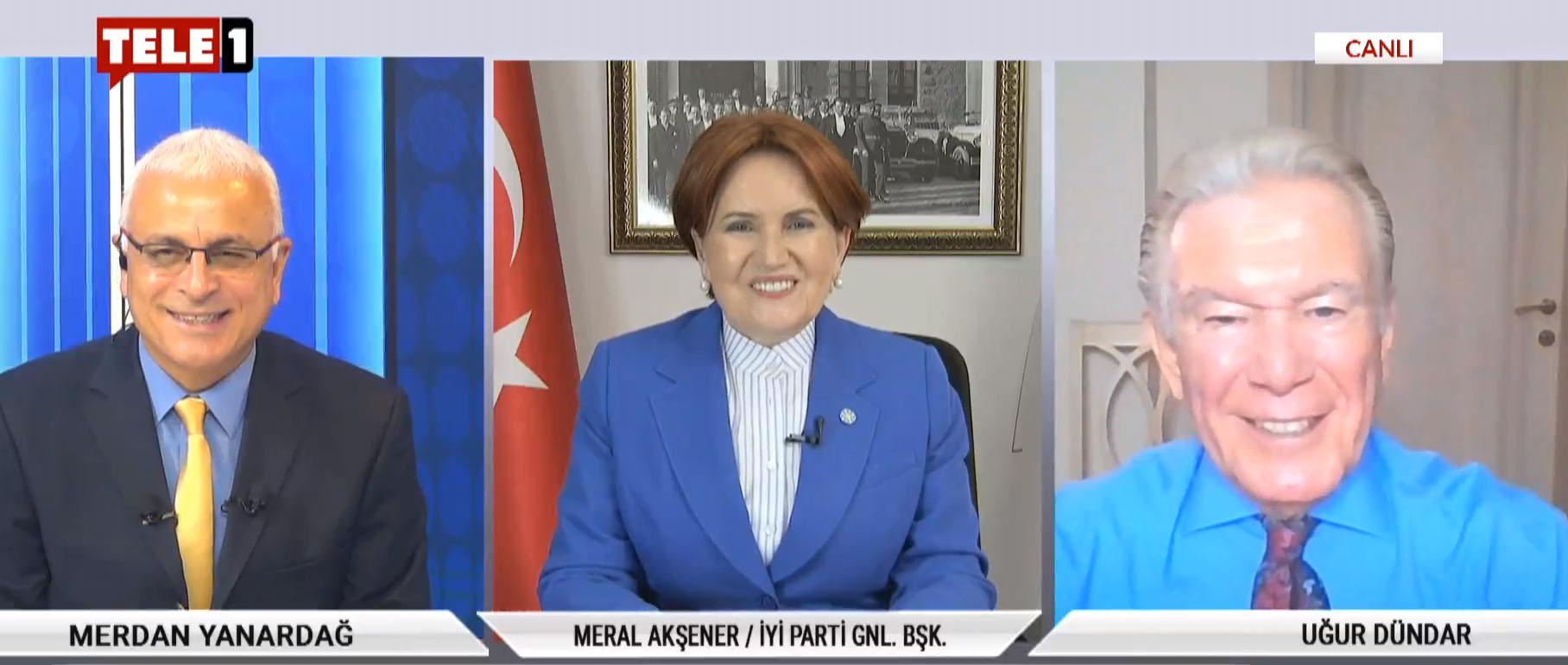 Akşener: Bilim Kurulu'nun kanaatleri Sağlık Bakanı'na bırakılsa uygulanırdı!