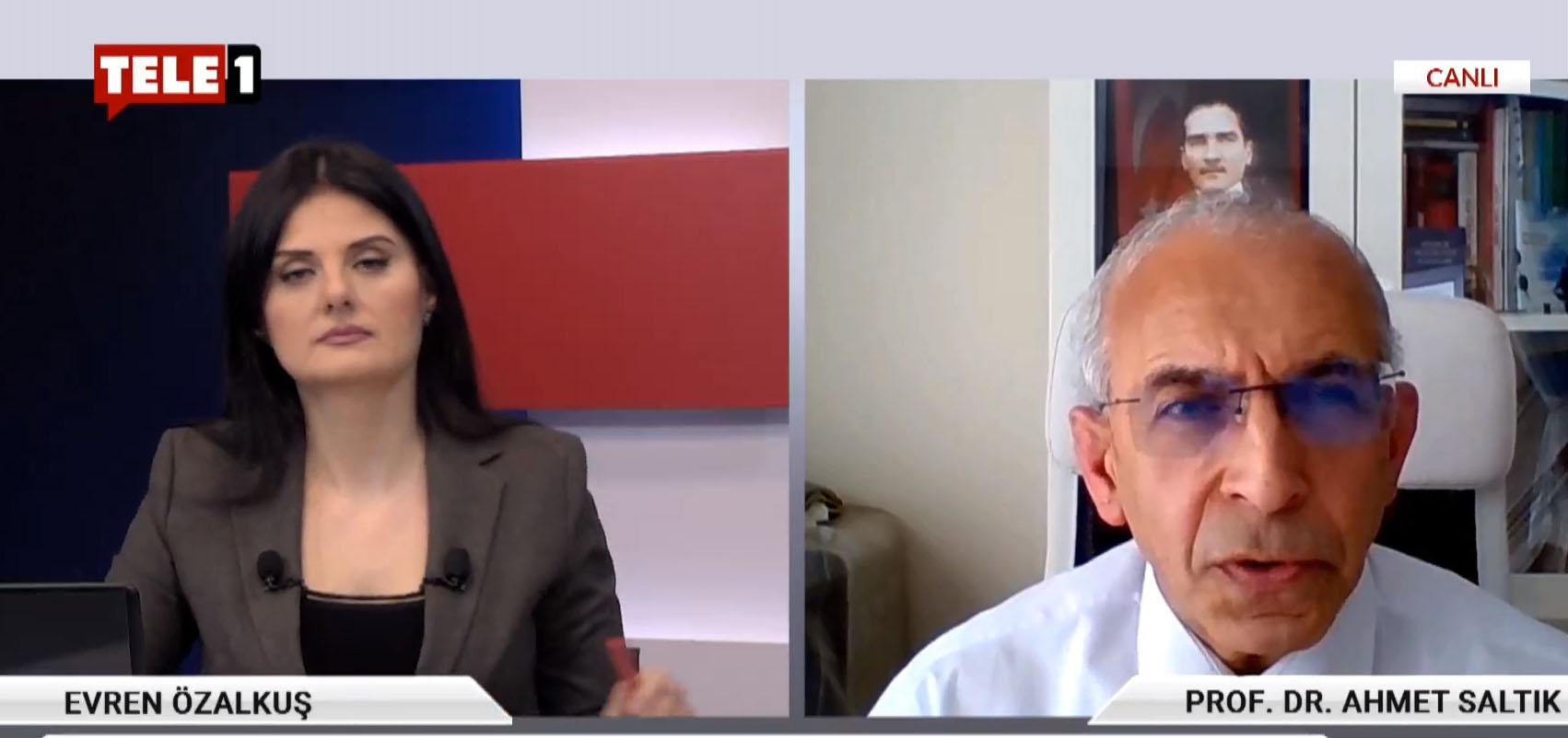 Prof. Dr. Ahmet Saltık: Veriler salgının sürdüğünü söylüyor, anormal yeni normale geçiyoruz!