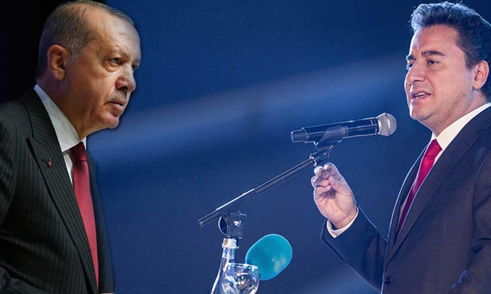 Ali Babacan'ın Erdoğan'ı rahatsız eden videosu ortaya çıktı