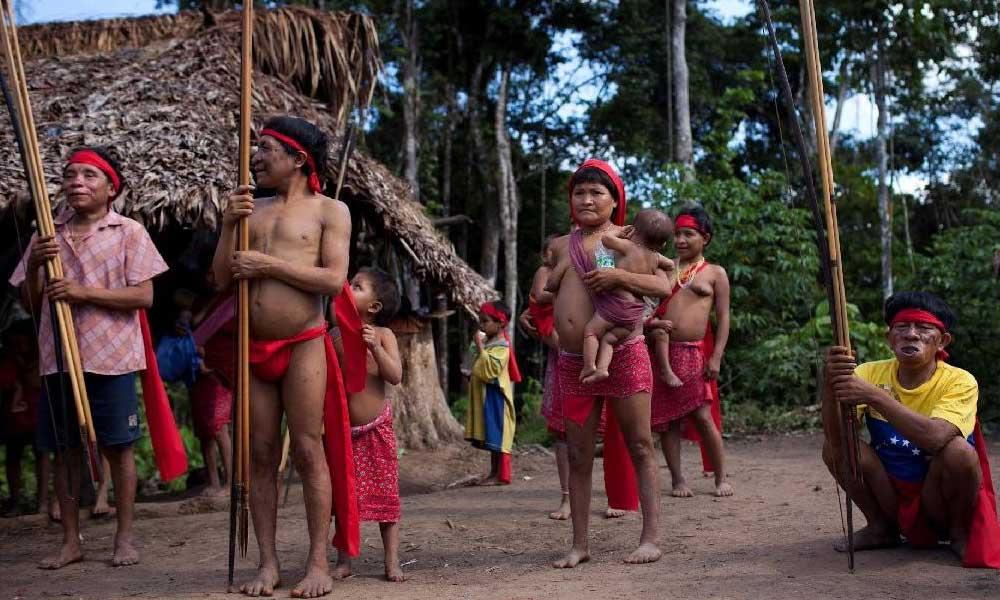 Dış dünyadan izole yaşayan bir kabilede daha koronavirüs görüldü