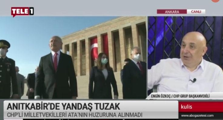 Engin Özkoç: Kılıçdaroğlu'nun sineye çekmesi tarihe saygısındandır