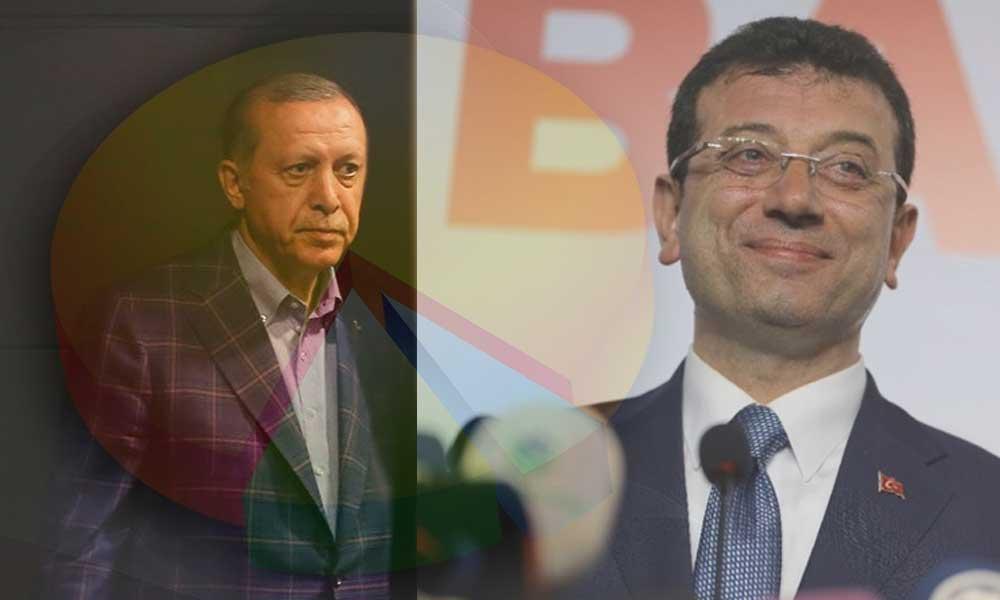 Son anketten çarpıcı sonuçlar: İmamoğlu, Erdoğan'ı solladı