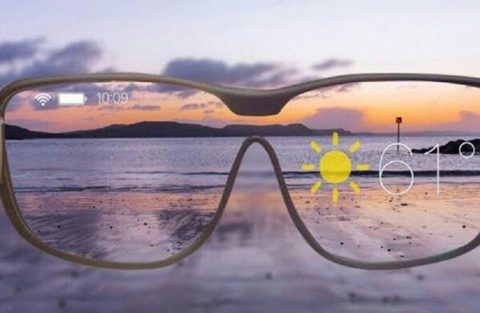 Apple akıllı gözlük için düğmeye bastı