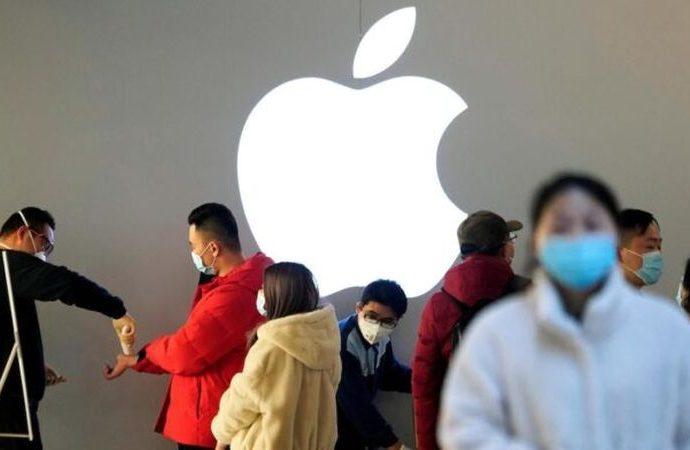 Apple Store nasıl tedbirler aldı?