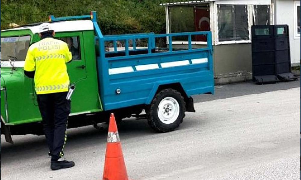 Alkollü sürücünün ehliyetine 2050 yılına kadar el konuldu