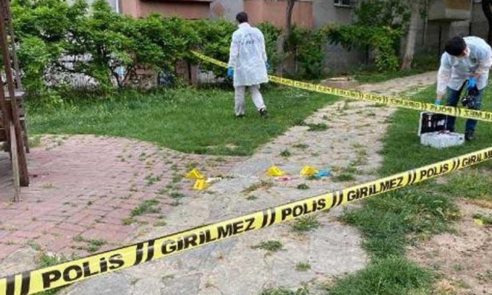 Parkta korkunç olay: Oğlunu öldürdü, oturup polis bekledi