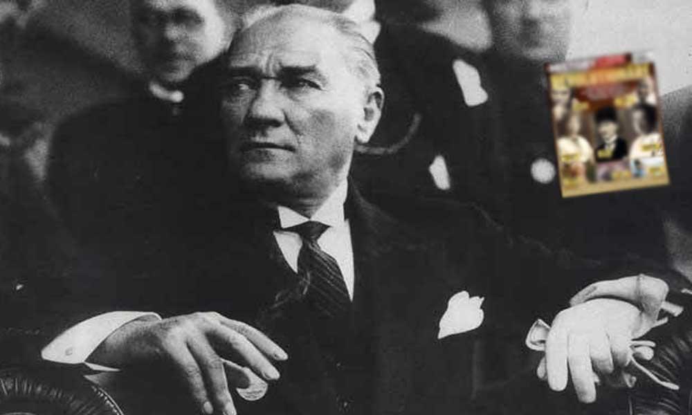Alman dergi 'En büyük devrimciler' kapağında Atatürk'e yer verdi