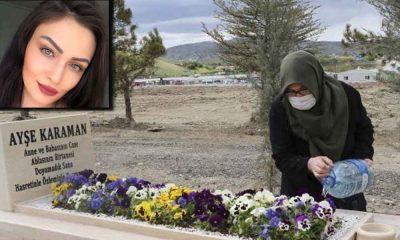 Şüpheli ölümü aydınlatılmayan Ayşe Karaman'ın annesinden yürek burkan sözler