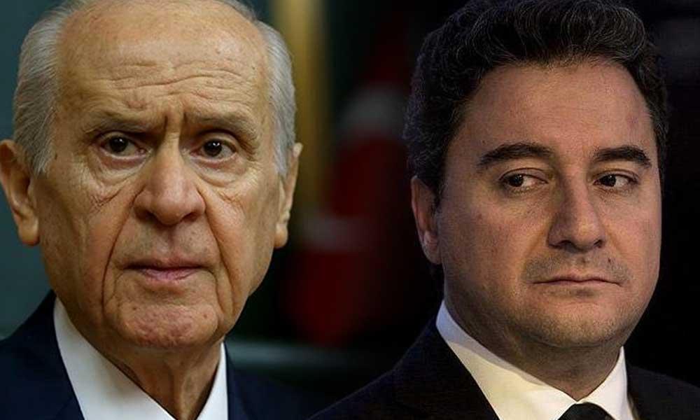 'Bahçeli'nin ülkeye ne faydası var?' diyen Babacan'a MHP'den sert tepki