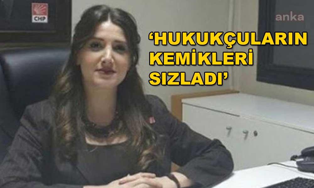 Banu Özdemir'in tutuklanmasında skandal gerekçe: Twitter'daki harf kısıtlaması 'kasıt' sayıldı