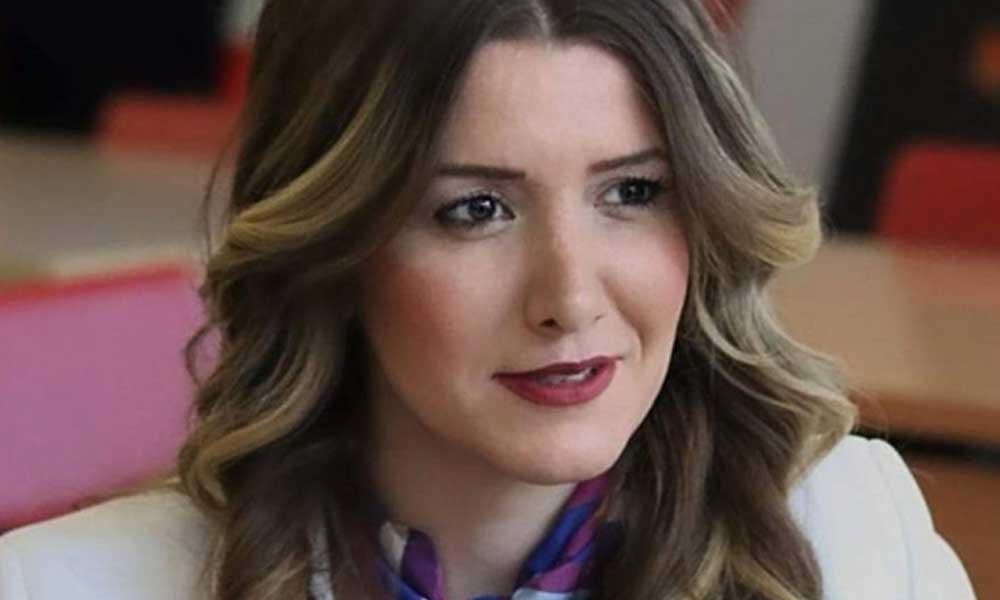 Camiden Çav Bella çalınmasıyla ilgili gözaltına alınan Banu Özdemir tutuklandı!
