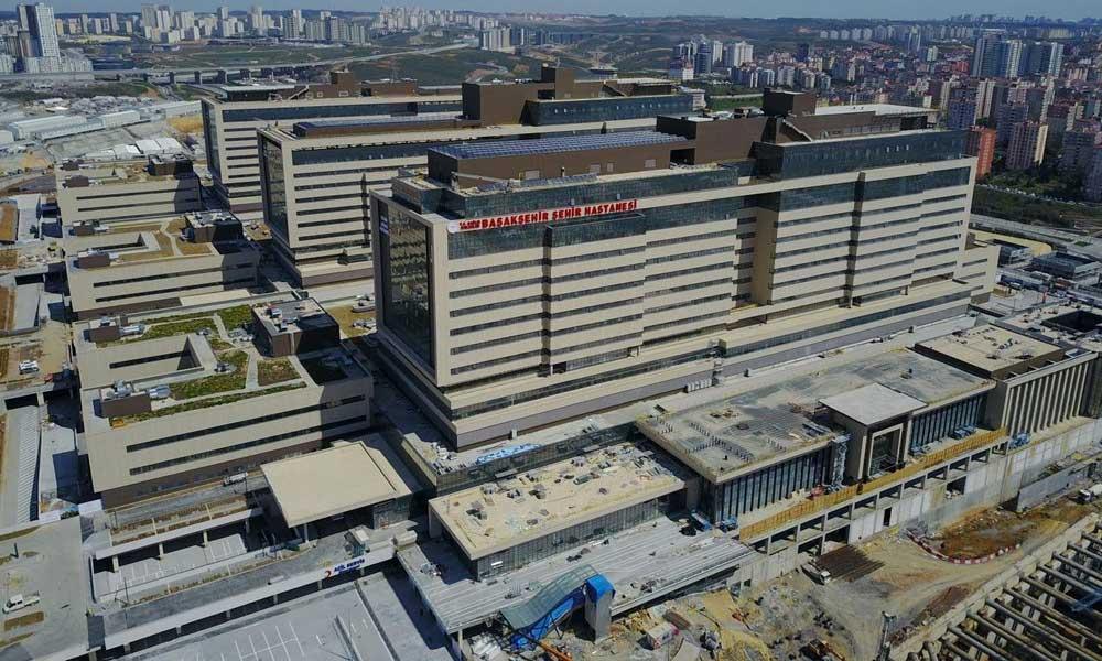 Başakşehir Şehir Hastanesi, Erdoğan'ın katıldığı törenle açıldı