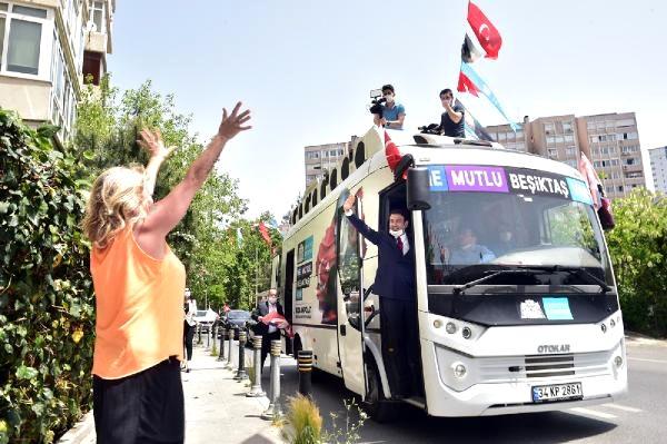 'Bağımsızlık ateşi Beşiktaş'tan yandı'