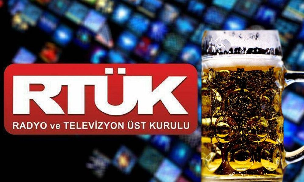 'Ölüm listesi'ne sessiz kalan RTÜK'ten 'Bira' kelimesine ceza!