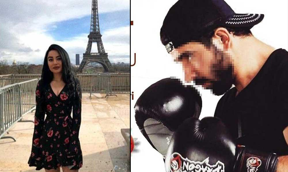 Milli takım boksörü sevgilisini öldürdü