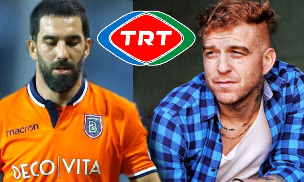 Athena Gökhan, TRT ve Arda Turan'la fena dalga geçti!