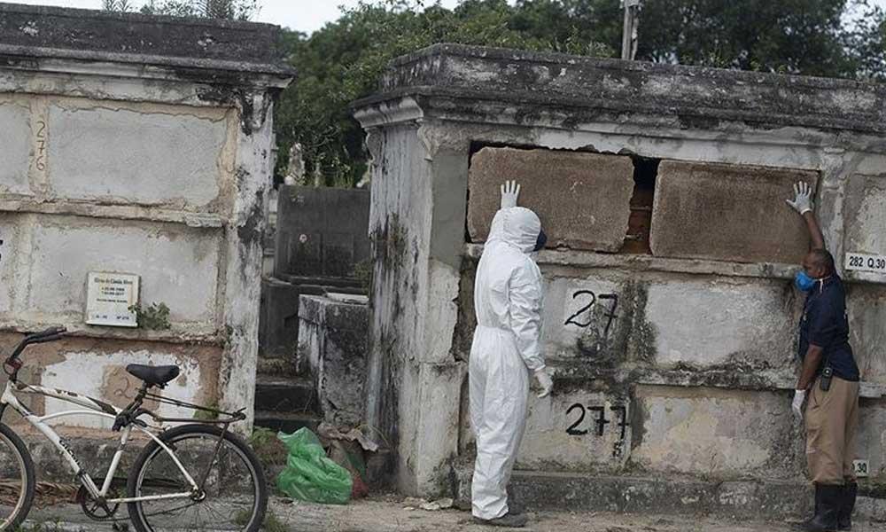 Latin Amerika'da Kovid-19 salgınının merkez üssü Brezilya