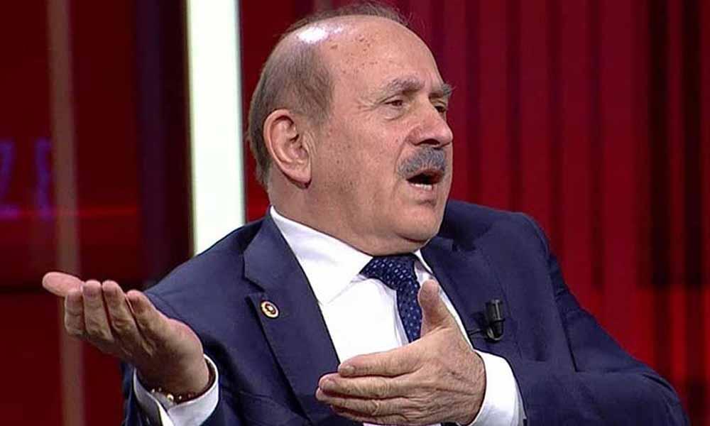 Atatürk yerine Vahdettin'i anan Burhan Kuzu'ya CHP'den '19 Mayıs' tepkisi