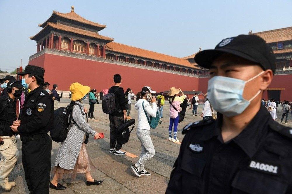 Çin'e seyahat iki günde 50 milyonu geçti
