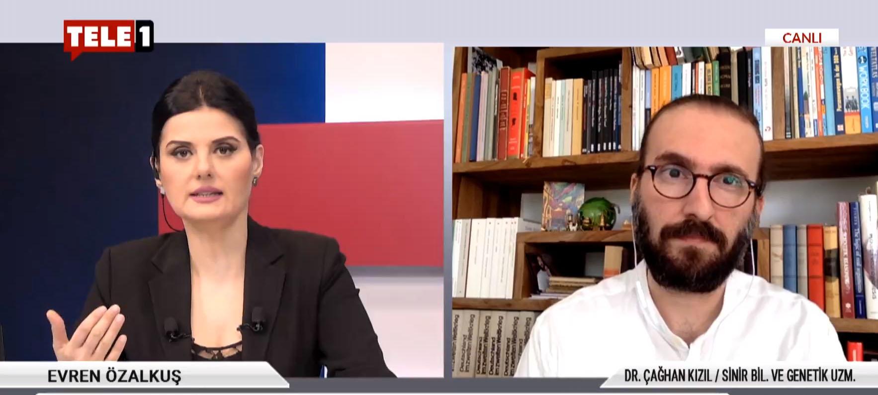 Dr. Çağhan Kızıl: Sağlık Bakanlığı'nın açıkladığı R0 değerini tartacak veriler elimizde yok