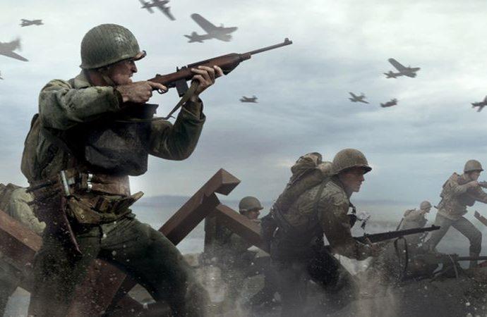 Call of Duty: WWII bugün bedava olarak yayınlandı