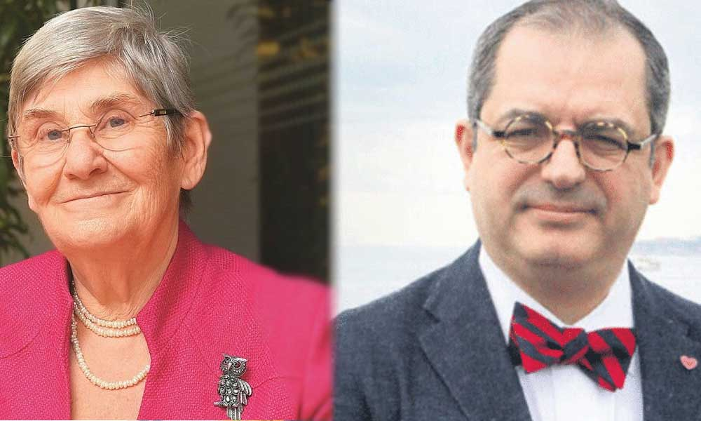 Prof. Çilingiroğlu'ndan Canan Karatay'a sert tepki: Eğer yüreğiniz varsa…