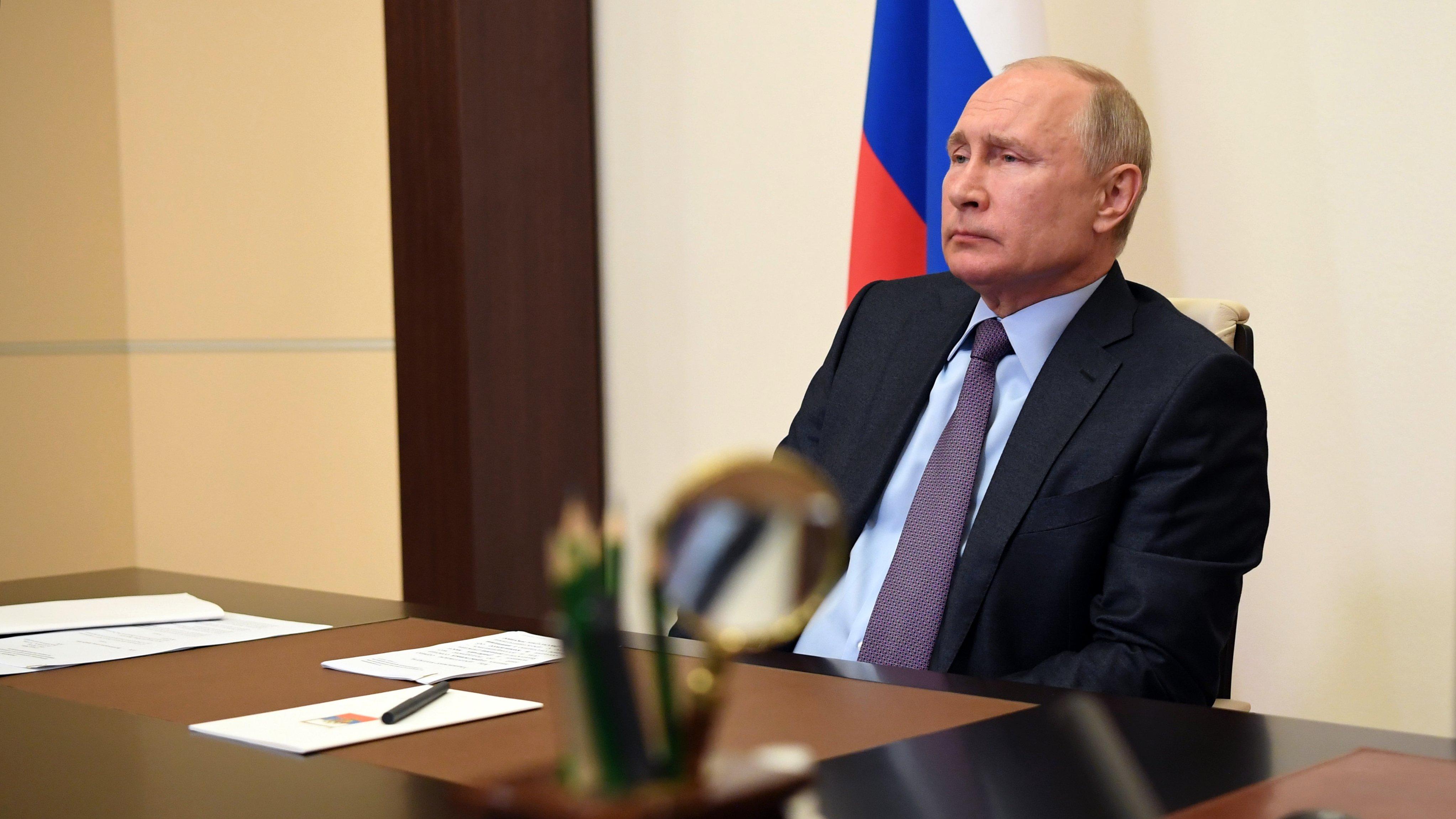 Rusya referandumda internet ve postayla oy kullanacak