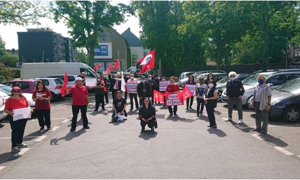 CHP'den Eren Yıldırım için eylem