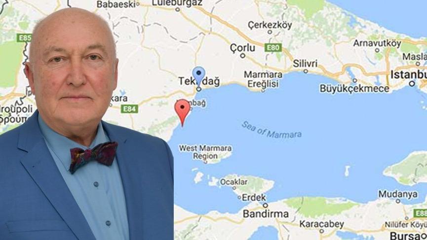Deprem bilimcisi Ahmet Ercan: Yalnız İstanbul'da can kaybı 5-6 milyonu bulur