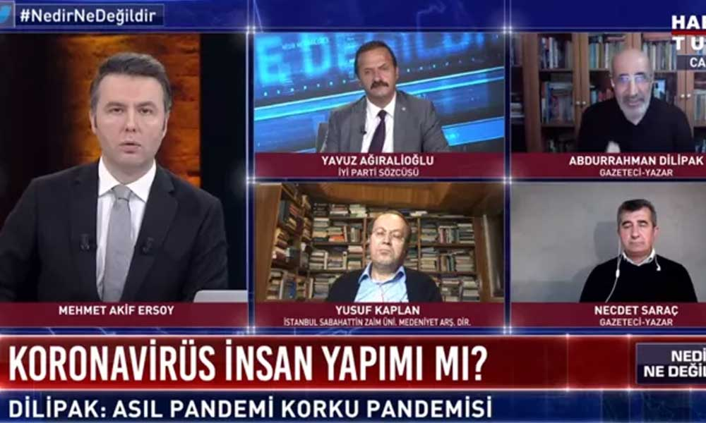 Abdurrahman Dilipak: Virüs yok, bunlar yeni bir katliama hazırlanıyorlar