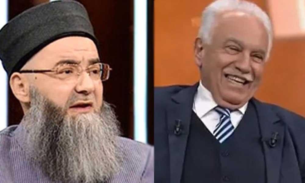 Cübbeli Ahmet'ten Perinçek'e Diyanet teşekkürü