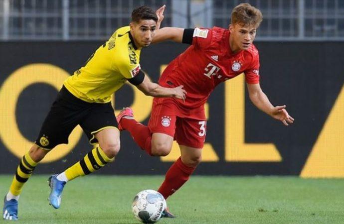 Dortmund iç sahadaki ilk mağlubiyetini aldı